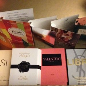 Hermes Other - Luxury Fragrance Sampler x 8 Pieces!